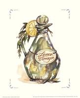 Lemon Tarragon Fine Art Print