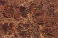 Egyptian Mysteries II Fine Art Print