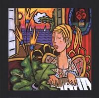Song in Key of California Fine Art Print