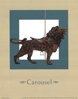 Carousel III Fine Art Print