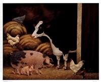 Family Farm Fine Art Print