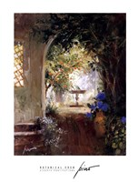Botanical Eden Fine Art Print