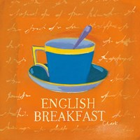 English Breakfast Fine Art Print