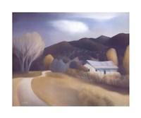 Fall in Valdez Fine Art Print