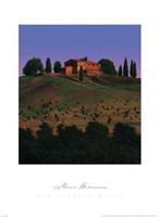 Near Sienna Fine Art Print