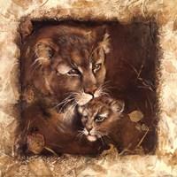 Mother's Love Fine Art Print