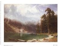 Mount Corcoran Fine Art Print
