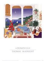 Dominica Framed Print