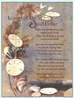 Legend of Sand Dollar Fine Art Print