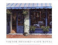 Cafe Royal Fine Art Print