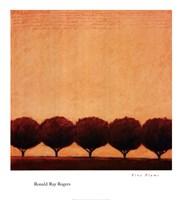 Five Plums Fine Art Print