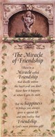 Miracle Of Friendship (Angel) Framed Print
