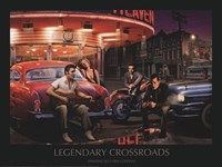 Legendary Crossroads Fine Art Print