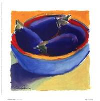 Eggplant Elite Fine Art Print