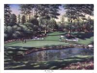 The Water Trap Fine Art Print