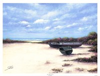 West Wind Beach Fine Art Print