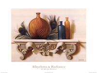 Rhythms & Radiance Fine Art Print