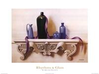 Rhythms & Glass Fine Art Print