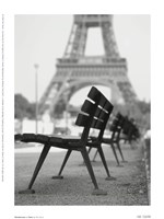 Rendezvous A Paris Framed Print
