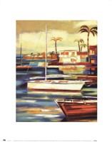 Bay Breeze I Fine Art Print