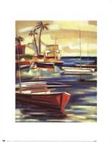 Bay Breeze II Fine Art Print