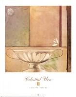 Celestial Urn I Fine Art Print