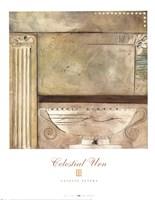 Celestial Urn II Fine Art Print