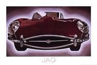 Jag Fine Art Print