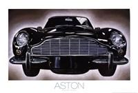 Aston Framed Print