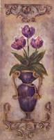 Amethyst Tassel I Fine Art Print