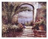 Rose Arch Fine Art Print