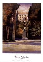 Tuscan Splendor Fine Art Print