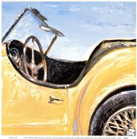 Roadster 1 (Topless 1) Fine Art Print