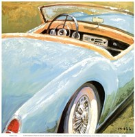 Roadster 2 (Topless 2) Fine Art Print