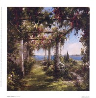 Juliet's Garden I Fine Art Print
