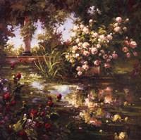 Juliet's Garden III Fine Art Print