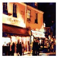 Paris La Nuit Fine Art Print