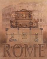 Travel - Rome Fine Art Print