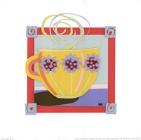 Cup of Joy III Fine Art Print