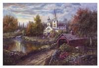 Maple Creek Fine Art Print