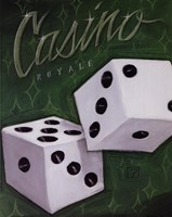 Casino Royale Fine Art Print