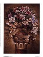 Victorian Romance II Framed Print