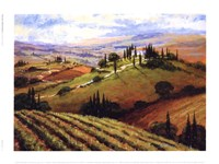Tuscan Afternoon Fine Art Print
