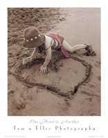 One Heart To Another Fine Art Print