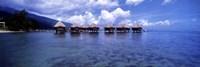 Tahitian Lagoon Fine Art Print