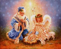 Christmas Miracle Fine Art Print