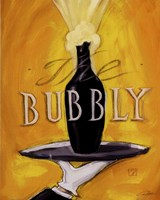 Bubbly Fine Art Print