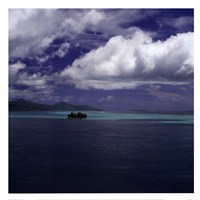 Island Sanctuary Fine Art Print