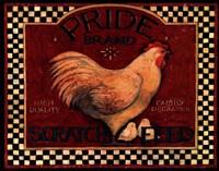 Pride Brand II Framed Print