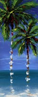 Coastal Palm IV Fine Art Print